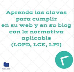 Marketing digital y normativa: Claves para cumplir en tu blog o web