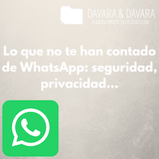 Cómo configurar WhatsApp (Privacidad, Seguridad, localización etc )