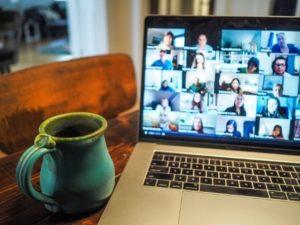 Trabajo ocio videoconferencias privacidad